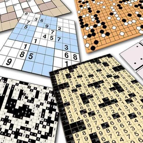The 10 Hardest Logic Puzzles Ever Created @ conceptistpuzzles.com