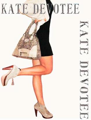 """Colección Animal Print. """"Zapatos Encuéntralos en Almacenes Paris Alto Las Condes"""" 100% Cuero  Visita nuestra Tienda Online:   www.katedevotee.cl www.katedevotee.b... Síguenos en Facebook, Twitter y Blog  Compra el bolso haciendo click aqui:  http://www.katedevotee.cl/p_cartera-leopardo-impronta/#.URVm0h1dNu4"""