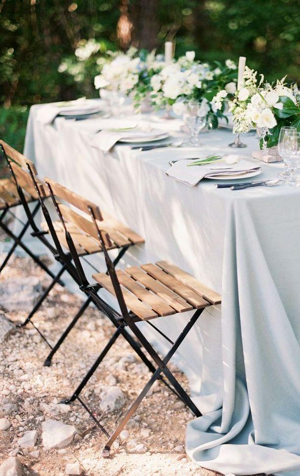 Organic+Blue+Head+Table+|+Krystle+Akin+Photography+|+Slate+Blue+and+Dusty+Rose+Wedding+Ideas