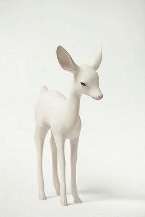 bambi blanc