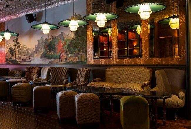 The Experimental Cocktail Club, Paris