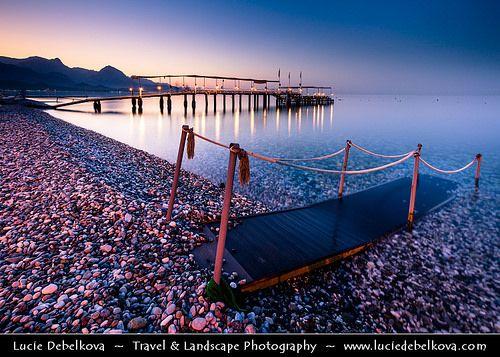 Turkey - Antalya Province - Kemer on Turkish Riviera at th… | Flickr
