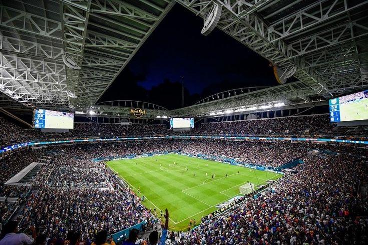 Miami Dolphins To Award Ephesus LED Sports Lighting To High School Football Field   Sports  Techie