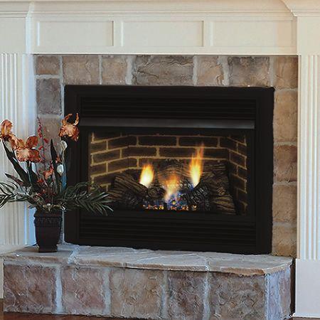 "DBX/VFS Vent Free Fireplace - 24"""