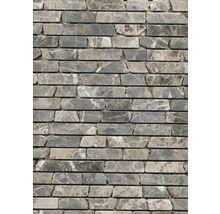 Natursteinmosaik MOS BRICK 476 30,5x32,5 cm Braun