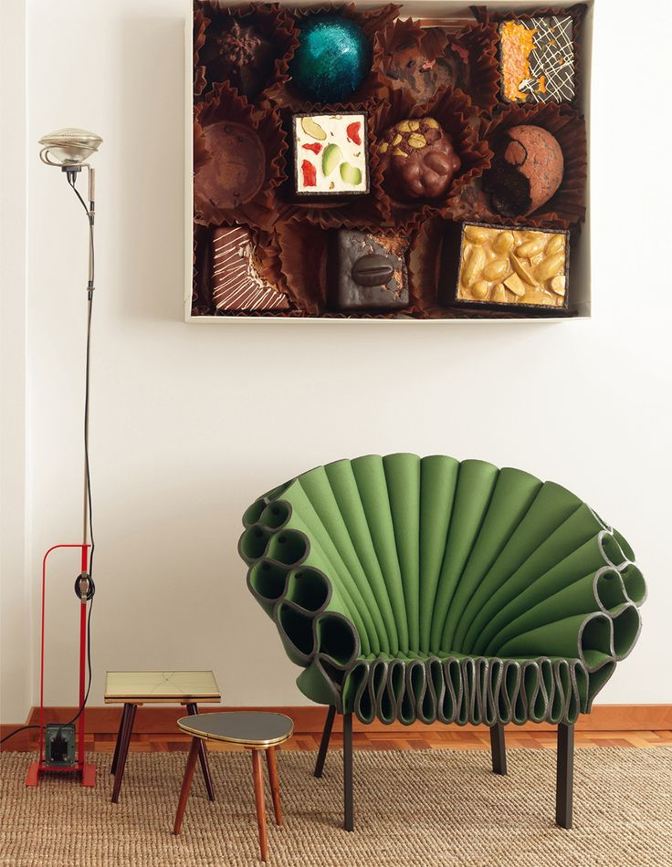 Peacock Lounge Chair, Designed By Dror For Cappellini. Get The Originals At
