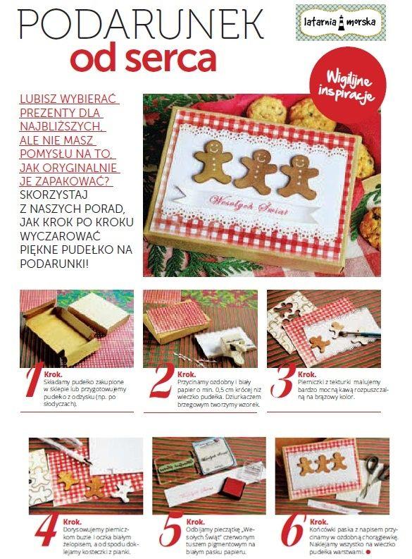 DIY Cookies Christmas box