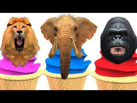 (22) Animals Nursery Rhymes For Kids | Nursery Rhymes Songs | Animals Finger Family | Rhymes For Kids - YouTube