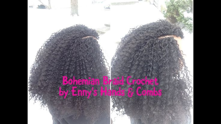Freetress Bohemian Braid Crochet
