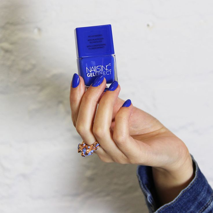Baker Street by Nails Inc. on the #Sephora Beauty Board