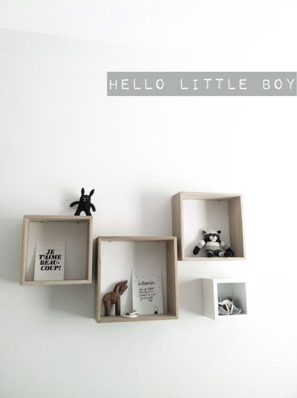 Cool wall things #Nursery #babykamer | aprilandmayMINI