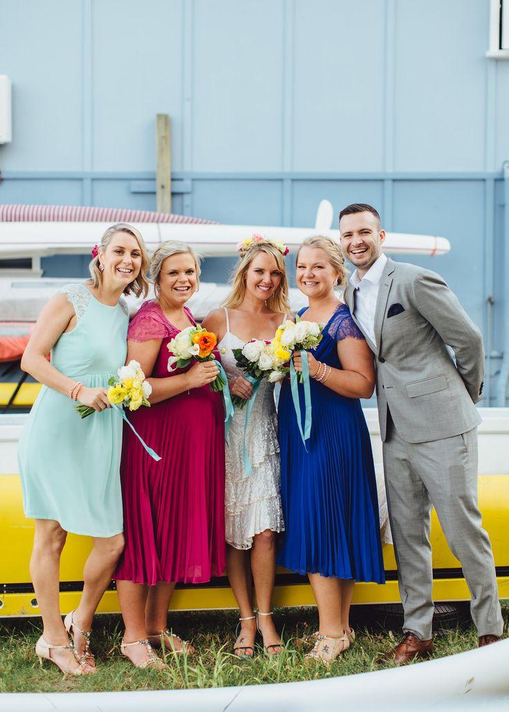 Thanks http://www.elinbandmann.com/ #ByraWeddings #Weddings #WaterfrontWedding