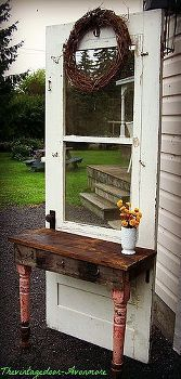 salvage furniture repurpose upcycle country, painted furniture, repurposing upcycling