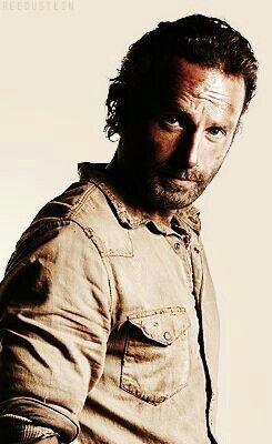 The Walking Dead- Rick