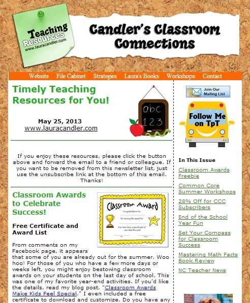 Best Newsletters For School Images On   Newsletter
