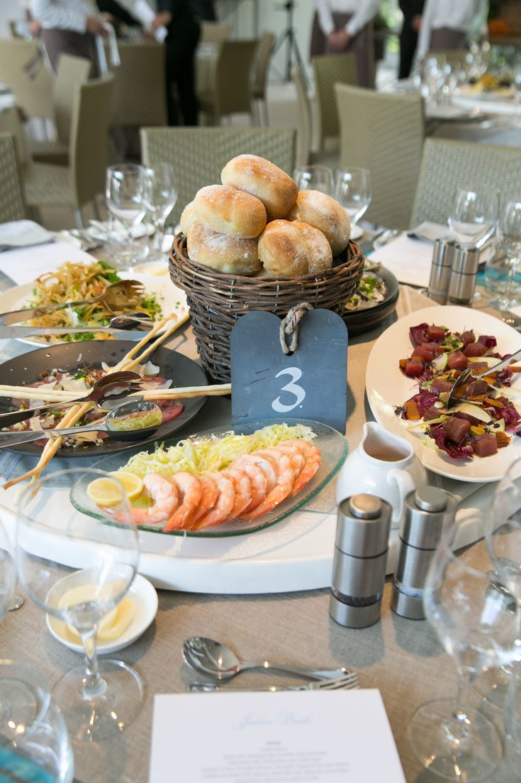 event decor tuscan table setting food centerpiece relish catering event planning