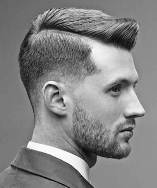 12 Classy Short hairstyles for all handsome Man's Over 50's