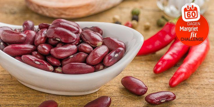Dag 33 | Recept: chili sin carne Fitchallenge, Gezonde recepten, Koken, Recepten - Margriet