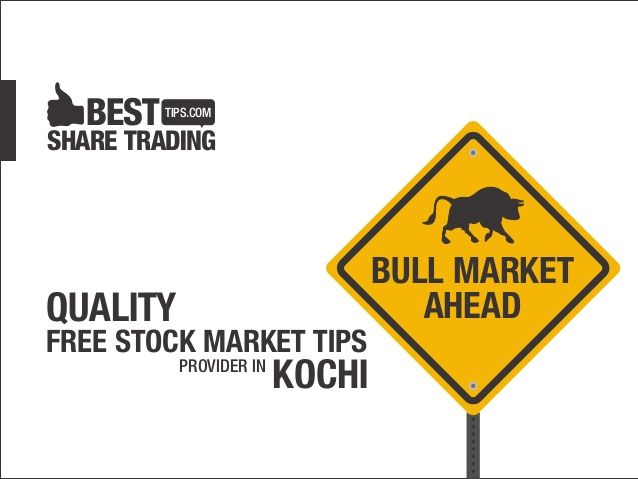 Best Share Trading Tips Is Now Available In Kochi For more : http://www.bestsharetradingtips.com Contact us: 096000 13602