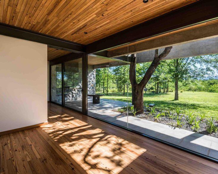 Экологичный и аутентичный проект дома от студии MWS arquitectura - http://archiq.ru/ekologichnyj-i-autentichnyj-proekt-doma-ot-studii-mws-arquitectura/