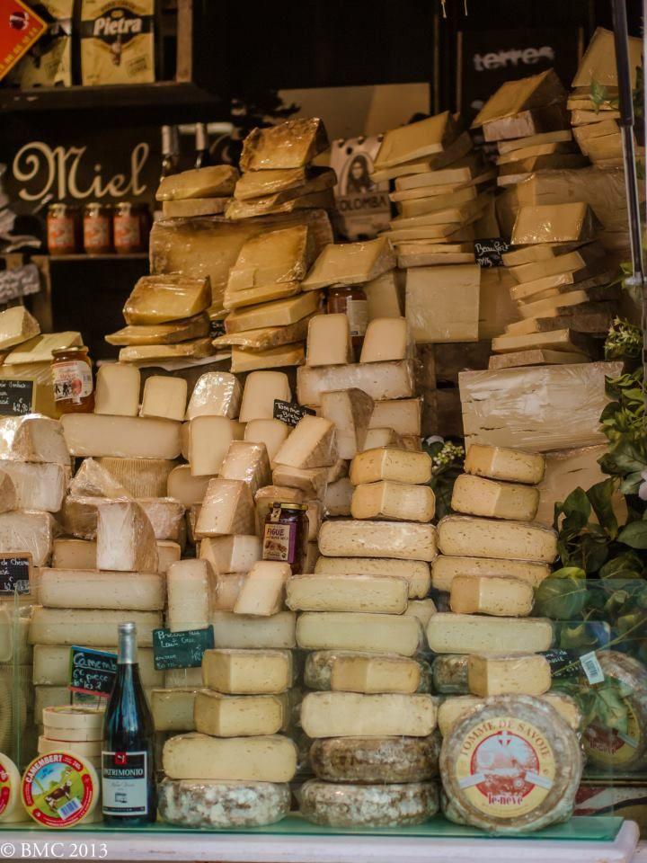 Les délices des fromages français #fromages