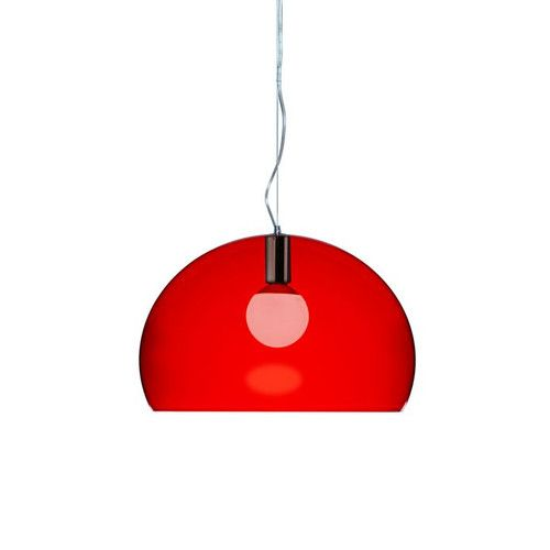 Kartell FL/Y 1 Light Suspension Lamp & Reviews | Wayfair