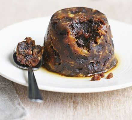 {Christmas Nosh} Gordon Ramsey's Christmas Pudding