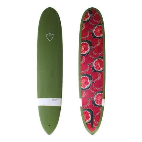 McTavish Surfboards X Sibella Court Collaboration Suzani Pinnacle 9'2""