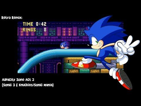 1) James's Retro Remix: Hydrocity Zone Act 2 (Sonic 3 & Knuckles
