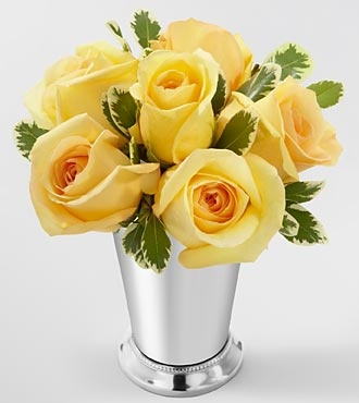 Vera Wang- yellow roses make me happy