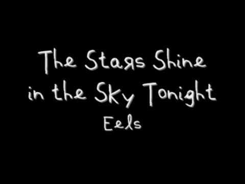 The Stars Shine in the Sky Tonight - Eels (Lyrics)