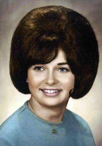 Cabelo clássico corte modelos - penteados da década de 1960