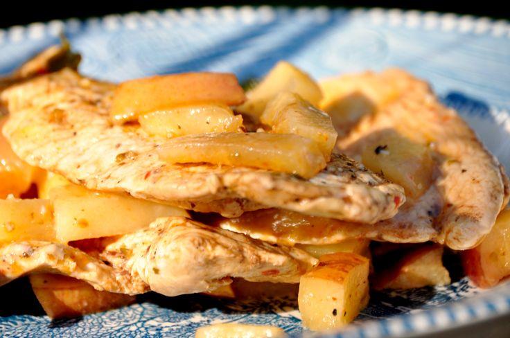 Spicy Peanut Basil Chicken | Recipes | Pinterest