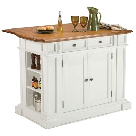 I pinned this Boston Kitchen Island from the Operation: Organization event at Joss and Main!
