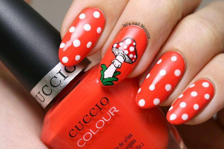 let's nail Moscow #nail #nails #nailart