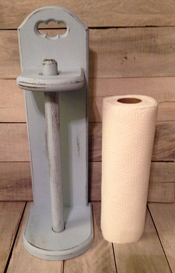 1000 ideas about paper towel holders on pinterest paper for Bathroom napkin holder