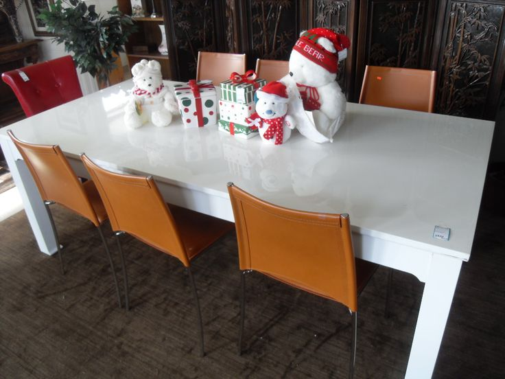 white laminate oval dining table beautiful one solid piece no leaves top extending