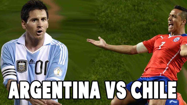 Copa America 2015 !!!!!!
