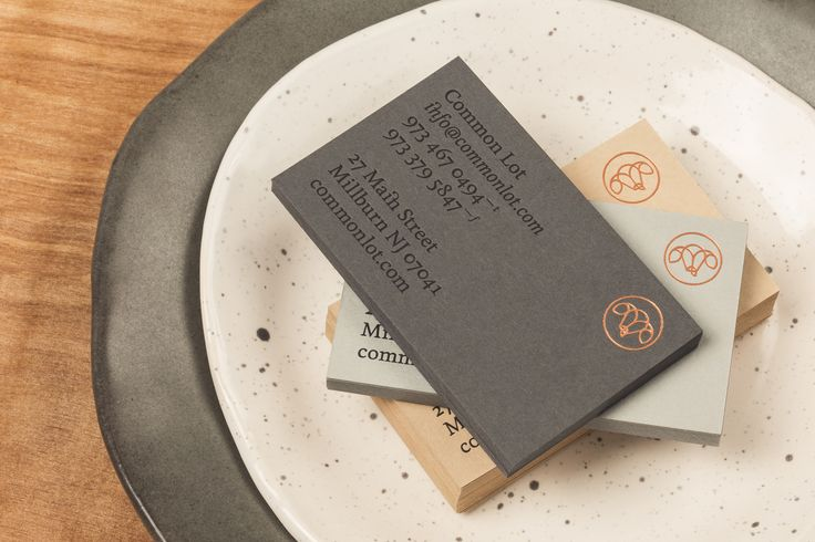 Common Lot by Perky Bros, United States. #branding #businesscards