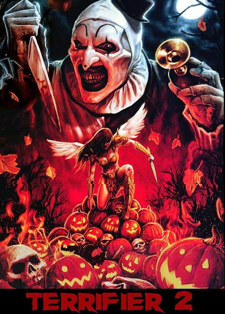 Terrifier 2. in 2020 | Clown horror, Horror movie art, Horror posters
