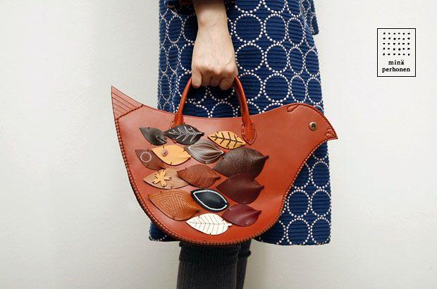 Mina Perhonen Great handbag
