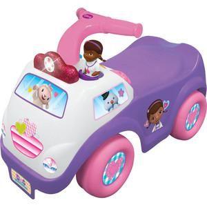 Kiddieland МакСтаффин (KID 051409)  — 4165р. ------------------- Пол ребенка девочки  Цвет (для всех типов) фиолетовый  Материал пластик  Вес ребенка до 25 кг    Возраст ребенка От 1 года