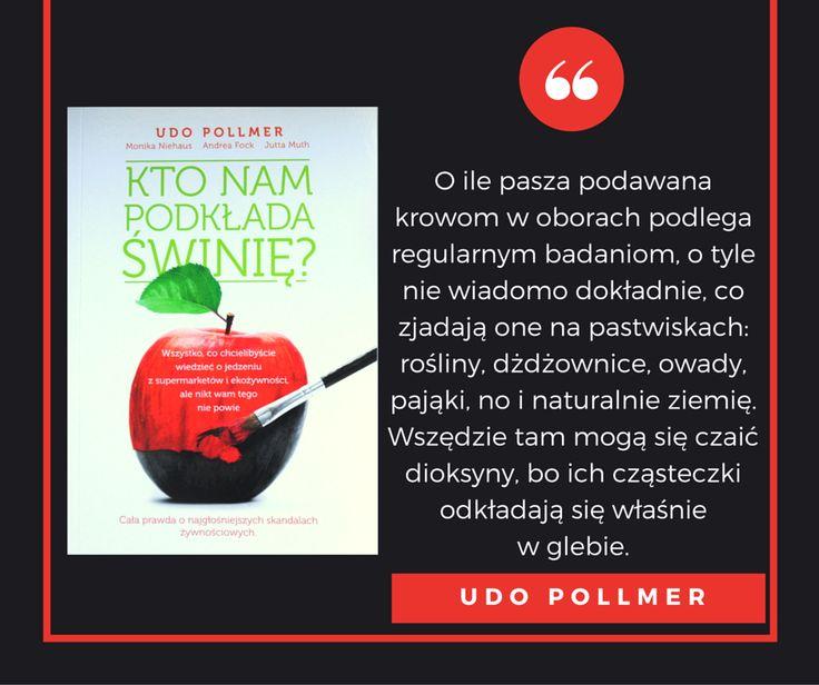 """BaBy w kuchni: Udo Pollmer, """"Kto nam podkłada świnię?"""" - recenzja"""