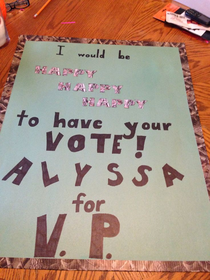 21 best student council posters images on Pinterest
