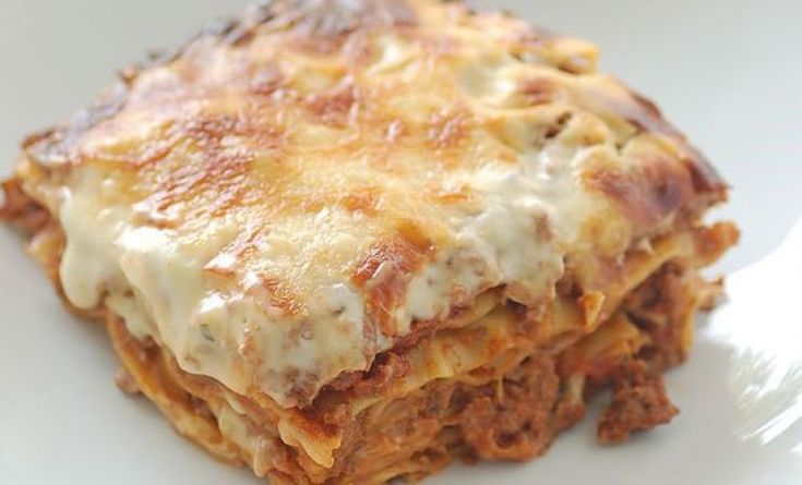 Mandig lasagne med god samvittighet