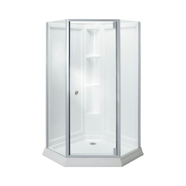 Best 33 Complete Your Bathroom Shower With Lowes Shower Stall