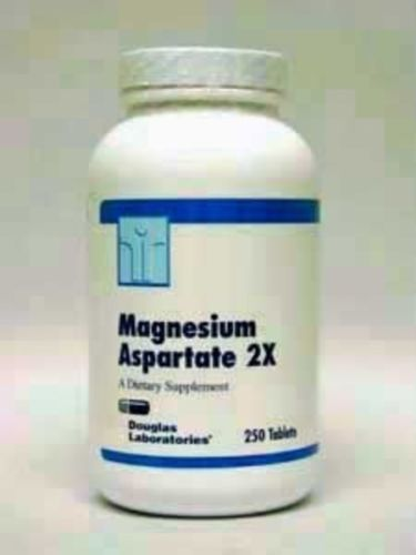 Douglas-Labs-Magnesium-Aspartate-2X-250-tabs-81285-250X-NNE-Exp-2-19-SD