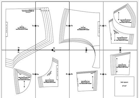Bra and Panty Sloper – Sewing Patterns | BurdaStyle.com