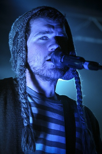 Jesse Lacey, I've only been obsessed with you, and your lyrical genius since I was like, 12. This guy is seriously one of the most talented human beings ever!