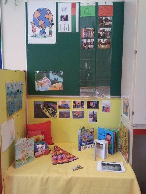thematafel groot. Op deze site vind je ideeën van juf Maike voor de start van een nieuw schooljaar.